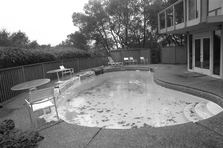 pool demolition bay area